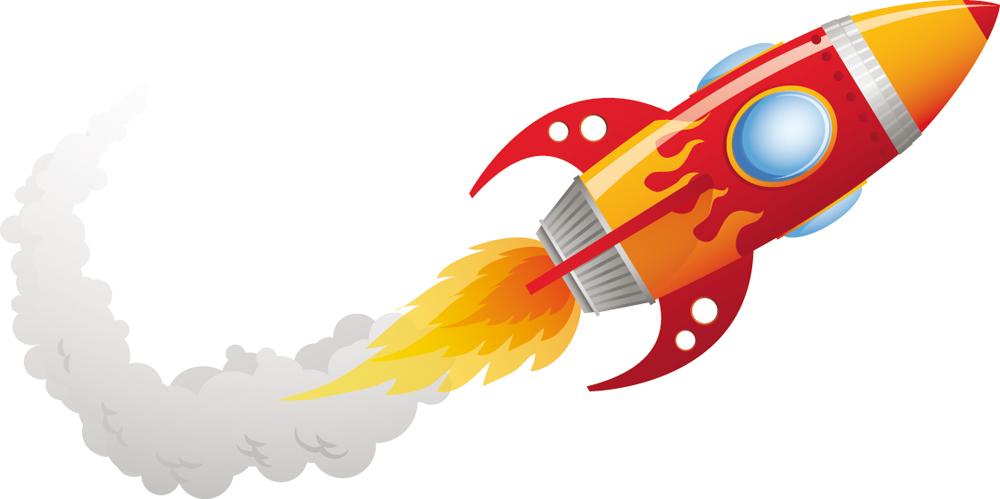 Znalezione obrazy dla zapytania: rakieta obrazek dla dzieci